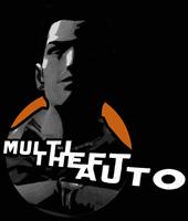 Рисунок 1. Логотип игры Multi Theft Auto