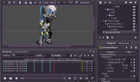 Рисунок 4. Графический движок использует OpenGLES 2 для всех поддерживаемых платформ, и уже ведётся работа над обновлением до OpenGL ES 3.0.