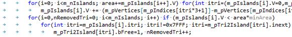 Рисунок 3 - Плохое форматирование кода