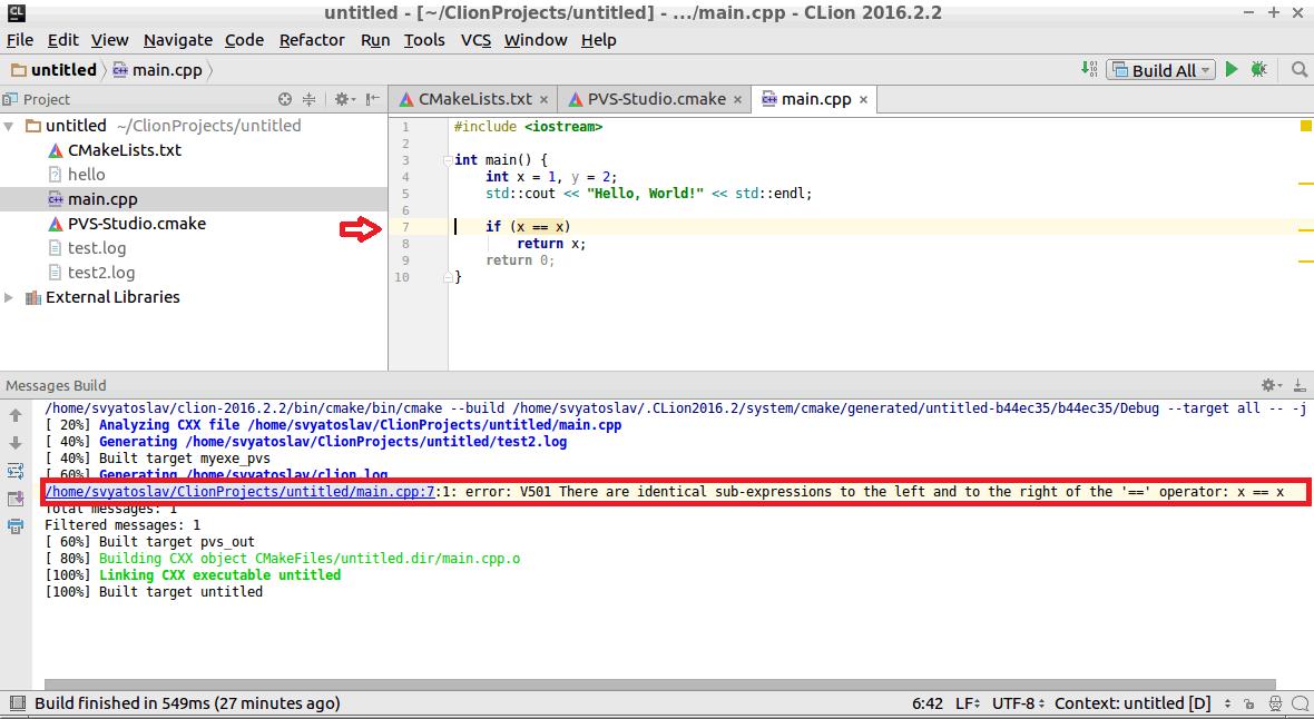 The Development History of PVS-Studio for Linux