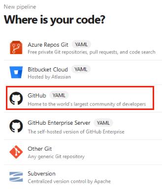Code location